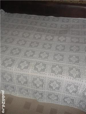 cuvertura crosetata - imagine 3