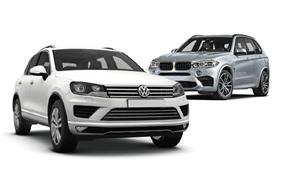 Inchirieri auto Premium Suv - imagine 1