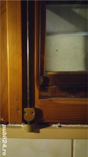 Rame din lemn de brad, cu sticla float-reflexiv, low-e - imagine 9
