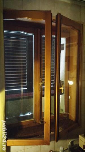 Rame din lemn de brad, cu sticla float-reflexiv, low-e - imagine 6
