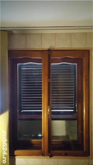 Rame din lemn de brad, cu sticla float-reflexiv, low-e - imagine 10
