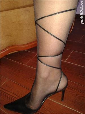pantofi dama eleganti piele naturala - imagine 1