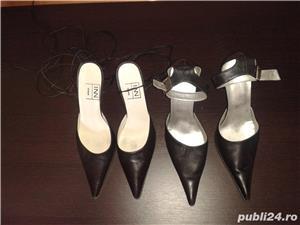 pantofi dama eleganti piele naturala - imagine 7