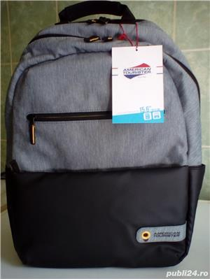 0459f8818b ... Rucsac laptop American Tourister City Drift by Samsonite 15.6