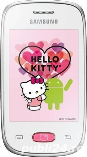 Telefon Samsung Galaxy Hello Kitty GT-S 5310 - imagine 3