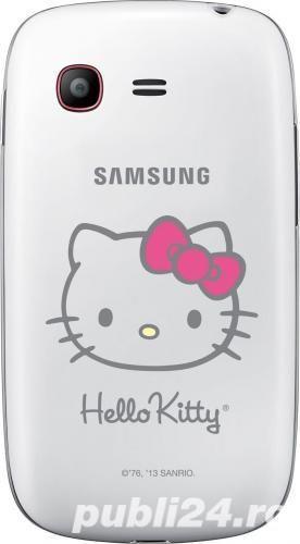 Telefon Samsung Galaxy Hello Kitty GT-S 5310 - imagine 2