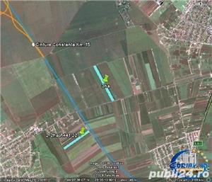 Cumpana - Terenuri 512 mp in cartier exclusivist - 12.000 euro  - imagine 2