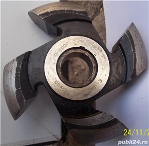 Freze pentru lemn convexe si concave marimi diverse - imagine 6