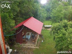 Casa si teren zona Slanic Prahova  - imagine 1