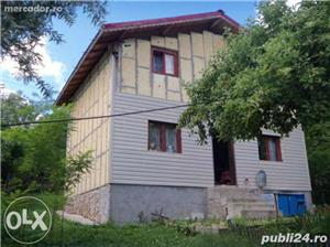 Casa si teren zona Slanic Prahova  - imagine 7