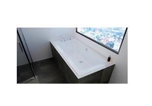 cada baie dreptunghiulara 190x90 cm  - imagine 1