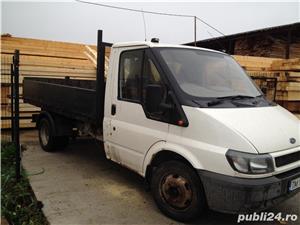 Transport/Car Moloz si gunoi/ingrasamant natural de grajd! - imagine 1