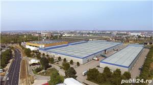 Spatiu industrial de inchiriat 880 m2 - 4 Eur/m2 - imagine 5