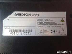 Vand Laptop Medion Akoya E1312 AMD 210U 1.5GHz, 1Gb, 160 GB PRET 230 Lei. - imagine 4
