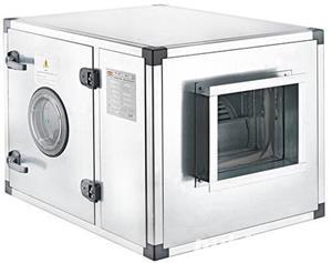 Unitate de ventilatie BHV - imagine 1