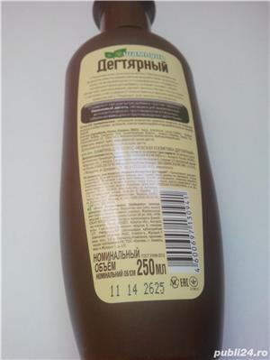 Sampon / gel dus cu gudron de carbune rusesc pt. psoriazis si matreata - imagine 3