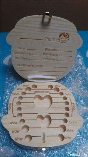 Cutie pentru dintisori, mot - imagine 5