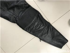 Vand pantaloni moto cu protectii - imagine 3