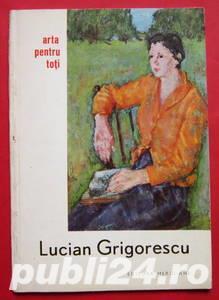 Lucian Grigorescu, Balcica Mosescu-Maciuca, 1965 - imagine 1