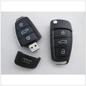 USB Stick memorie Tip Cheie Audi 16 GB  - imagine 1
