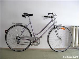 Bicicleta cursiera de dama elvetiana - imagine 1