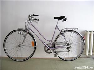 Bicicleta cursiera de dama elvetiana - imagine 3