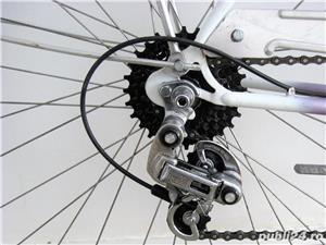 Bicicleta cursiera de dama elvetiana - imagine 6
