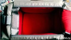 Geanta husa camera foto video dimensiuni interior/depozitare 25X18X19 cm - imagine 8