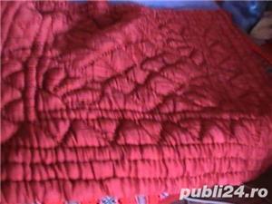 Plapuma pentru doua persoane din lana 100 % - imagine 4