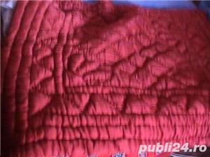 Plapuma pentru doua persoane din lana 100 % - imagine 1