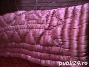 Plapuma pentru doua persoane din lana 100 % - imagine 3