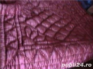 Plapuma pentru doua persoane din lana 100 % - imagine 2