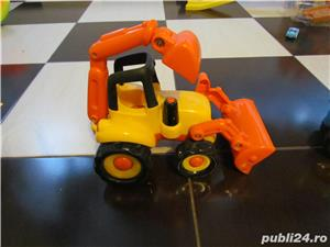 Tractor si Buldozer FISHER PRICE;ELC - imagine 3