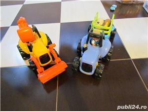 Tractor si Buldozer FISHER PRICE;ELC - imagine 5
