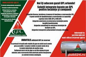 Rezervoare GPL pentru incalzire baza pe combustibil GPL pentru locuinte si companii - imagine 1