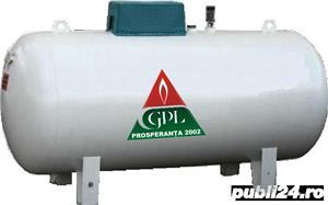 Rezervoare GPL pentru incalzire baza pe combustibil GPL pentru locuinte si companii - imagine 2