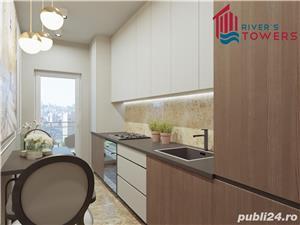 Apartament 2 camere decomandat, bloc nou, Tudor Vladimirescu - imagine 6