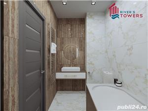 Apartament 2 camere decomandat, bloc nou, Tudor Vladimirescu - imagine 8