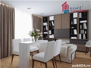 Apartament 2 camere decomandat, bloc nou, Tudor Vladimirescu - imagine 3