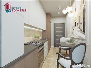 Apartament 2 camere decomandat, bloc nou, Tudor Vladimirescu - imagine 7