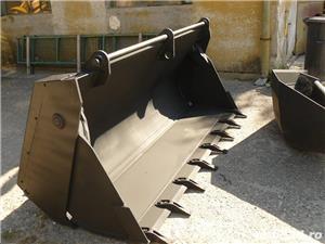 Cupa multifunctionala pentru orice buldoexcavator. - imagine 1