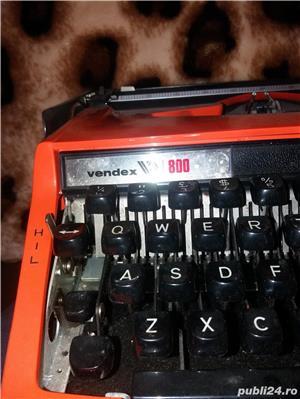 masina de scris - imagine 2