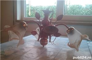 Lampa de tavan cu trei brate - imagine 4