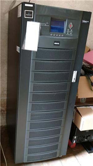 UPS 40kVA ONLINE Emerson NX40, SIN, AVR, trifazat, display.  - imagine 3