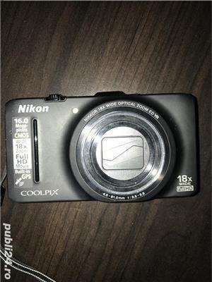 Vand aparat foto Nikon coolpix - imagine 1