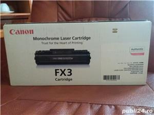 Cartus Toner Canon Original FX-3 - imagine 1