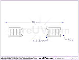 Bec UltraViolete Ariana HP 500 - imagine 2