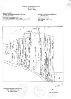 Teren pentru pescari si iubitori ai Deltei Dunarii, 12000 mp. - imagine 6