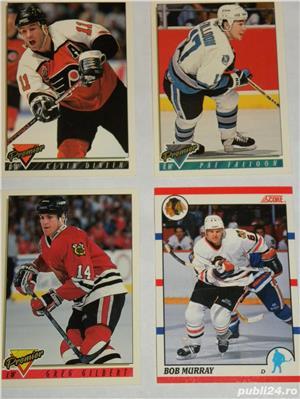 Carduri sport de colectie (Hockey Cards)-NHL (made in SUA) - imagine 4