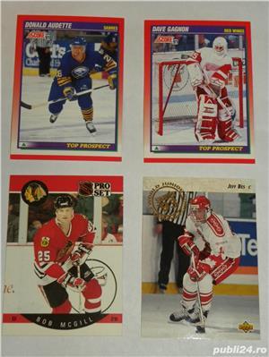 Carduri sport de colectie (Hockey Cards)-NHL (made in SUA) - imagine 6